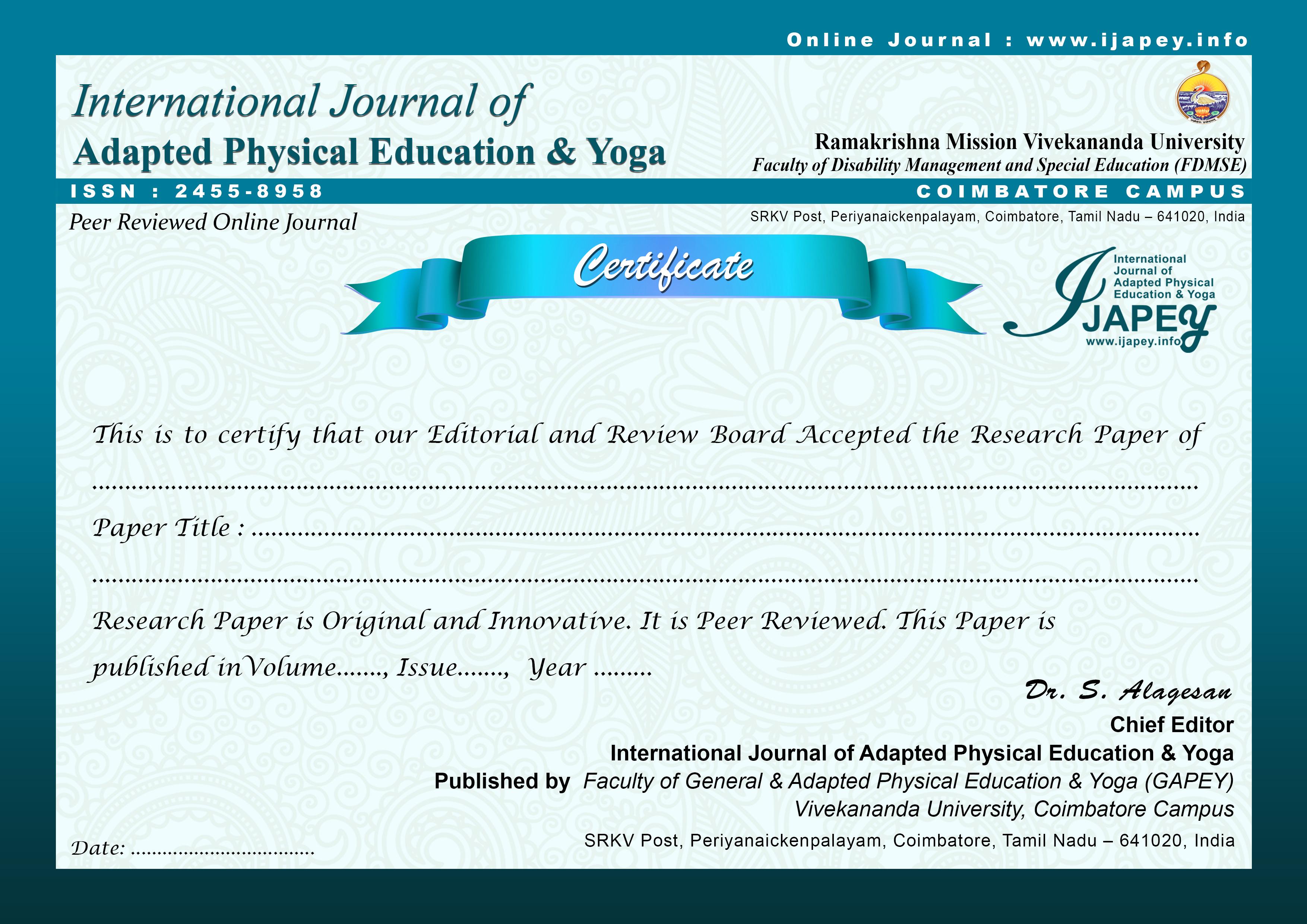 certificate ijapey 2016